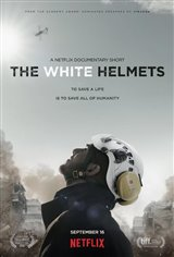 The White Helmets (Netflix) Movie Poster