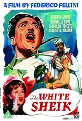 The White Sheik Movie Poster