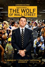 The Wolf of Wall Street Large Poster