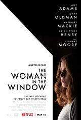 The Woman in the Window (Netflix) Movie Poster