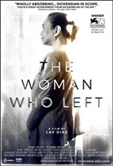 The Woman Who Left (Ang babaeng humayo) Movie Poster