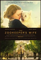 The Zookeeper's Wife Movie Poster Movie Poster