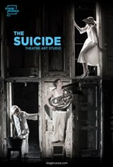 Theatre Art Studio: The Suicide Large Poster