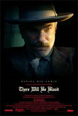 There Will Be Blood Movie Poster