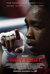 They Fight Movie Poster