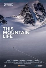 This Mountain Life Large Poster