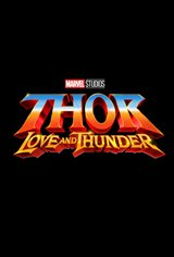 Thor: Love and Thunder Large Poster