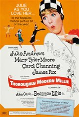 Thoroughly Modern Millie Movie Poster