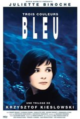 Three Colors: Blue Movie Poster