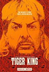 Tiger King: Murder, Mayhem and Madness (Netflix) Movie Poster