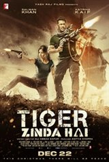 Tiger Zinda Hai Movie Poster
