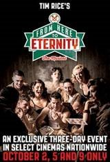 Tim Rice's From Here to Eternity Movie Poster