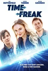 Time Freak Movie Poster