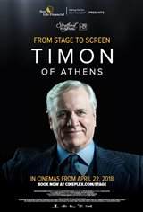 Timon of Athens - Stratford Festival HD Movie Poster