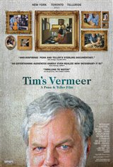 Tim's Vermeer Movie Poster