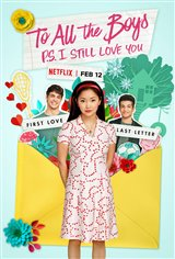To All the Boys: P.S. I Still Love You (Netflix) Movie Poster