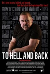 To Hell and Back: The Kane Hodder Story Movie Poster