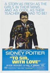 To Sir, With Love (1967) Movie Poster