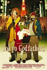 Tokyo Godfathers Movie Poster