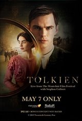Tolkien: Live from The Montclair Film Festival with Stephen Colbert Movie Poster