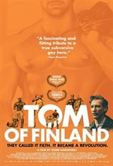 Tom of Finland Movie Poster