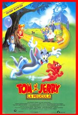 Tom y Jerry: La película Movie Poster