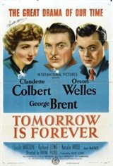 Tomorrow Is Forever (1946) Large Poster