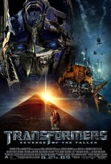 Transformers: Revenge of the Fallen Movie Poster