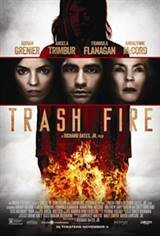 Trash Fire Movie Poster