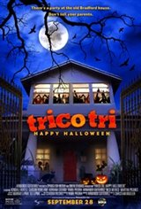 Trico Tri: Happy Halloween Movie Poster