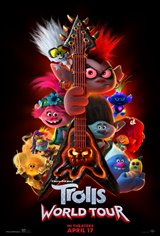 Trolls World Tour Movie Poster Movie Poster