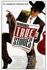 True Stories Movie Poster