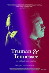 Truman & Tennessee: An Intimate Conversation Movie Poster