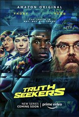 Truth Seekers (Amazon Prime Video) Movie Poster