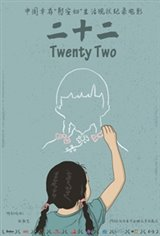 Twenty Two Movie Poster