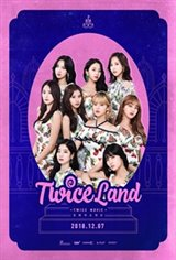 Twice (K-Pop) Movie:Twiceland Movie Poster