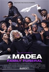 Tyler Perry's A Madea Family Funeral Movie Poster Movie Poster