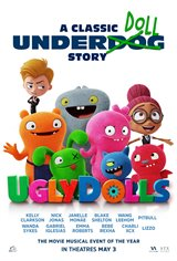UglyDolls Movie Poster Movie Poster