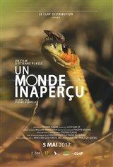 Un monde inaperçu Movie Poster
