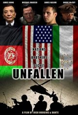 Unfallen Movie Poster