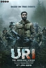 Uri (Hindi) Movie Poster