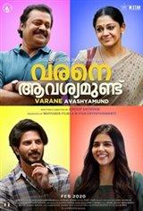 Varane Avashyamund Movie Poster