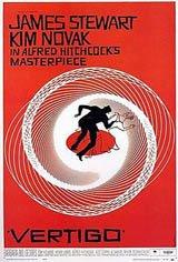 Vertigo - Classic Film Series Movie Poster
