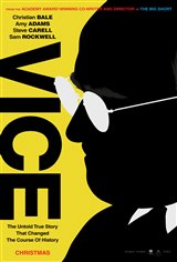 Vice Movie Poster Movie Poster