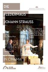 Vienna State Opera: Die Fledermaus Movie Poster