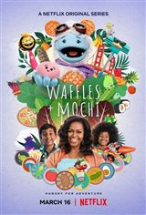 Waffles + Mochi (Netflix) Movie Poster