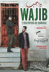 Wajib Movie Poster