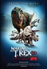 Waking the T-Rex 3D: The Story of SUE Movie Poster