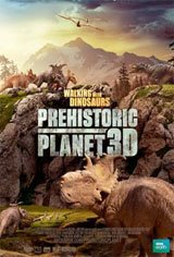 Walking with Dinosaurs: Prehistoric Planet Movie Poster