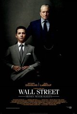 Wall Street: Money Never Sleeps Large Poster